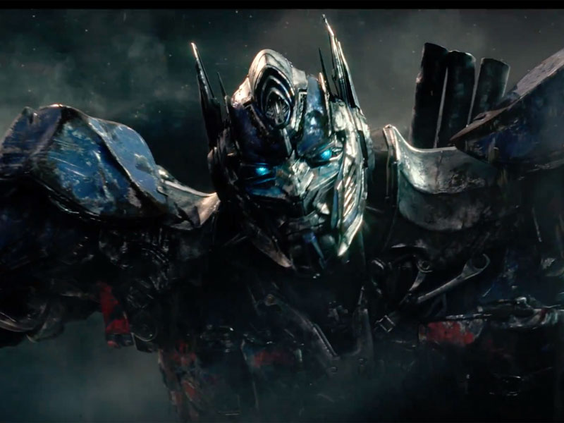 Transformers: The Last Knight new trailer