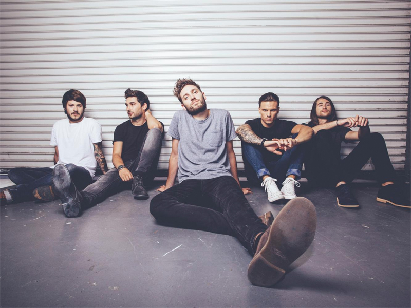 Q+A: You Me At Six