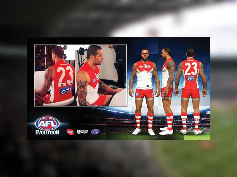 AFL video games are making a comeback