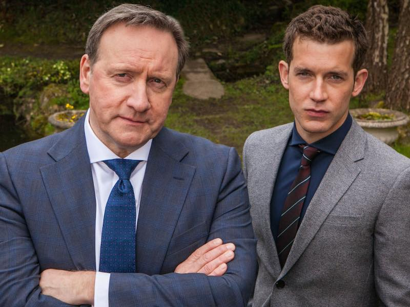 Meet Barnaby's new sidekick in Midsomer Murders