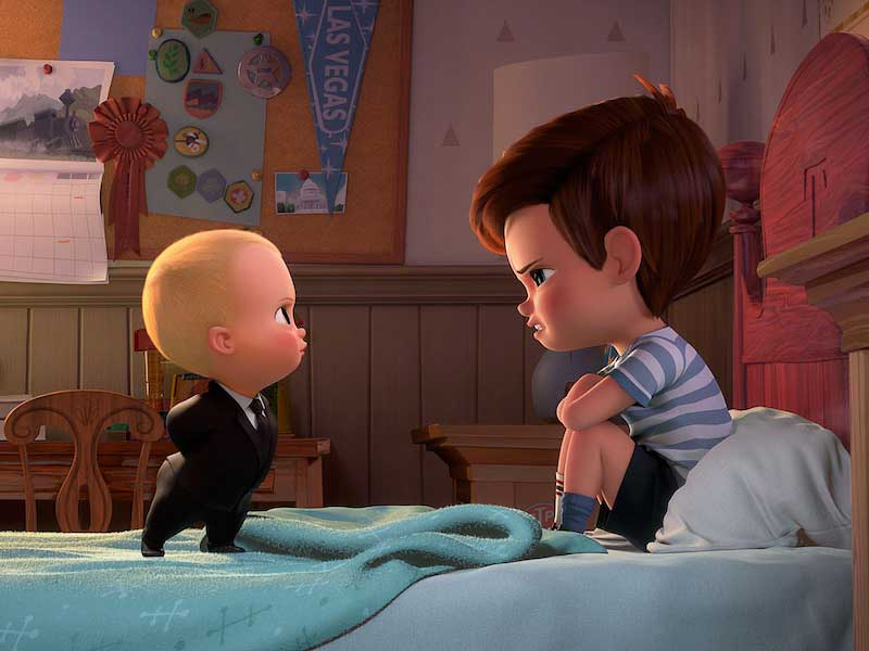 Cookies are for closers: new Boss Baby trailer