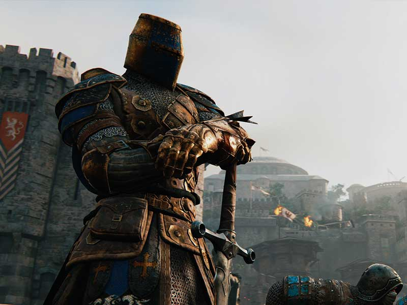 For Honor's open beta will run just before the release