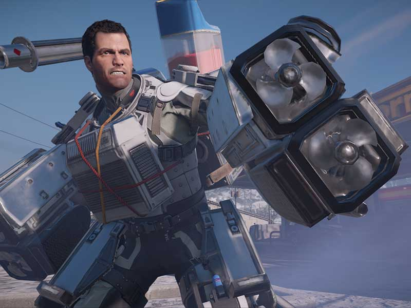 INTERVIEW: Joe Nickolls, Dead Rising 4