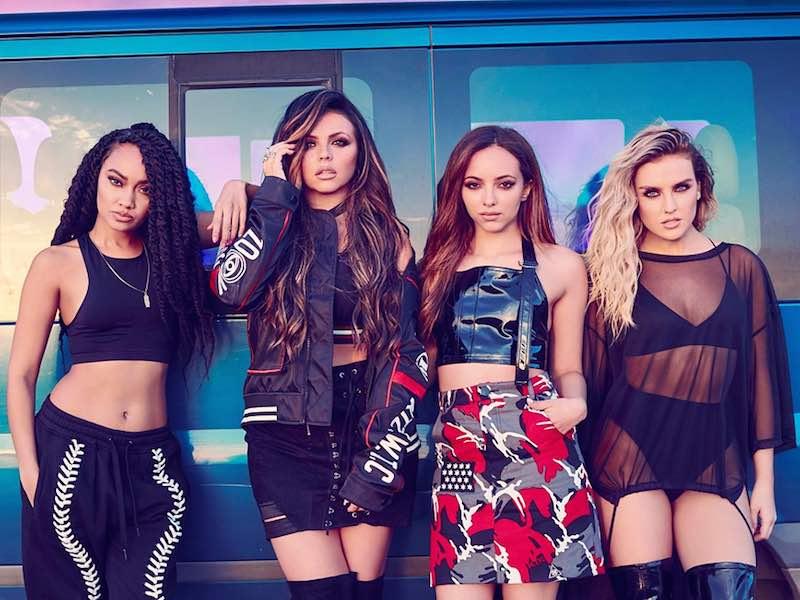 Little Mix returning Down Under in 2017