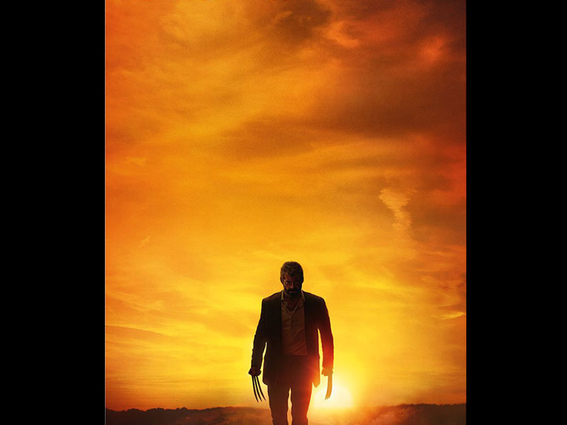 Check out the new Logan poster