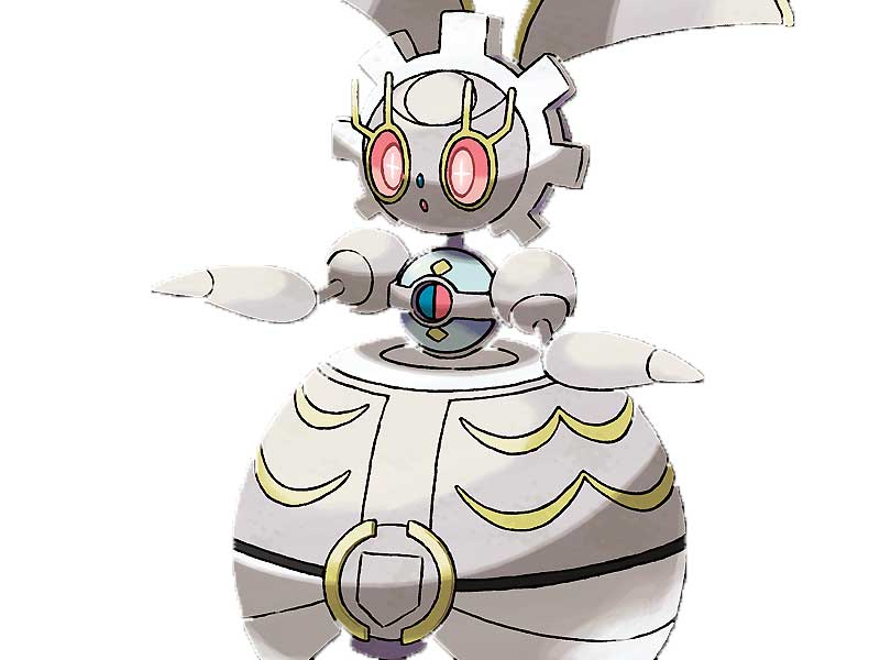 Pokemon Sun & Moon players can get Magearna right here