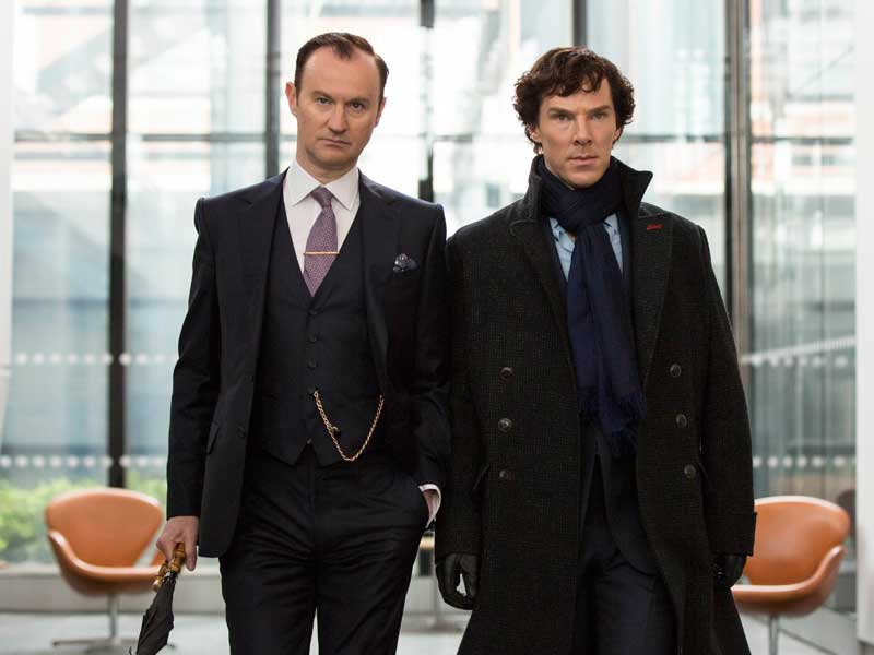 Theatrical release for final Sherlock episode?