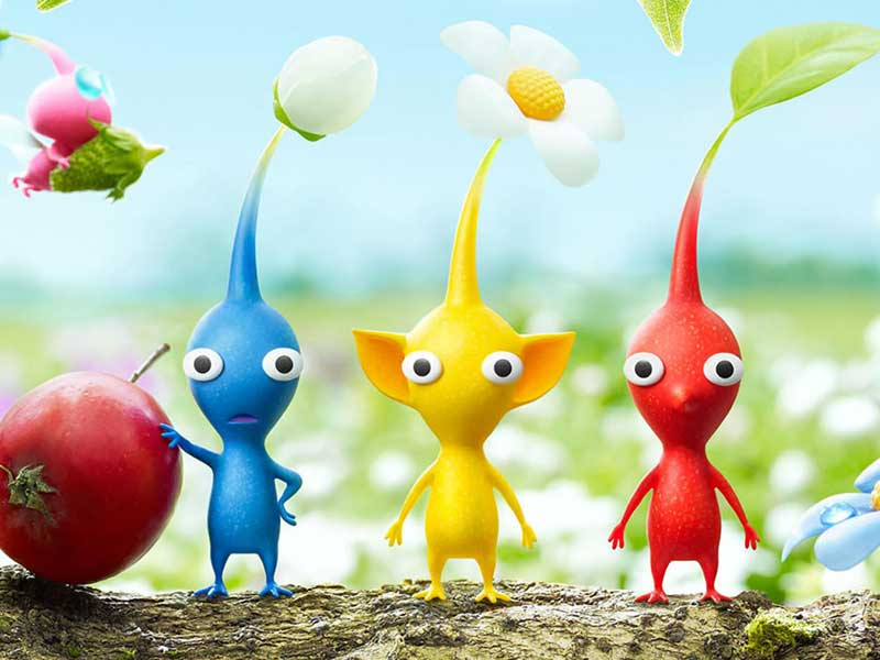 Moment in Time: Pikmin comes to life