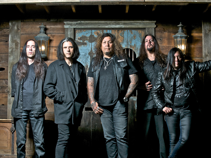 Review: Testament, 'Brotherhood Of The Snake'