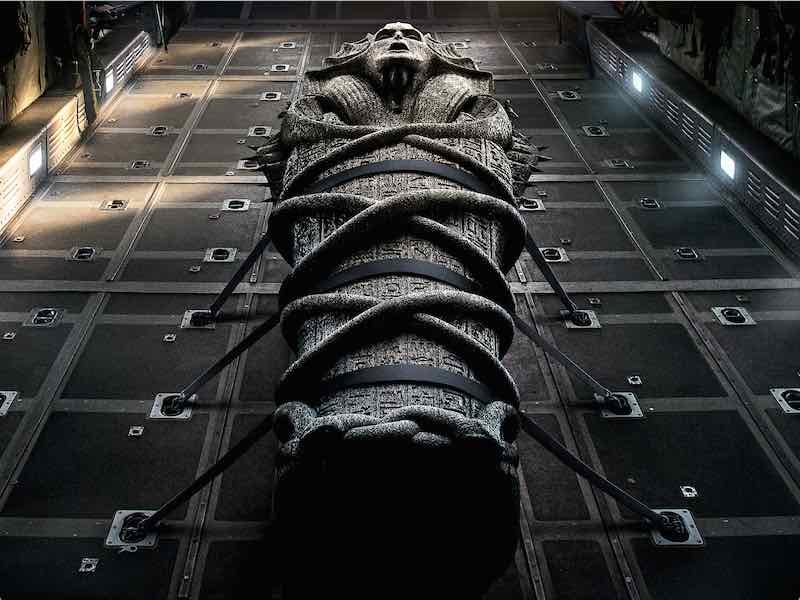 First look at The Mummy