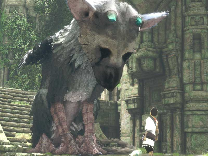 WATCH: Fumito Ueda discusses The Last Guardian