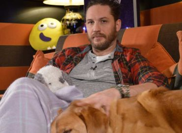 Bed-time stories from Tom Hardy?