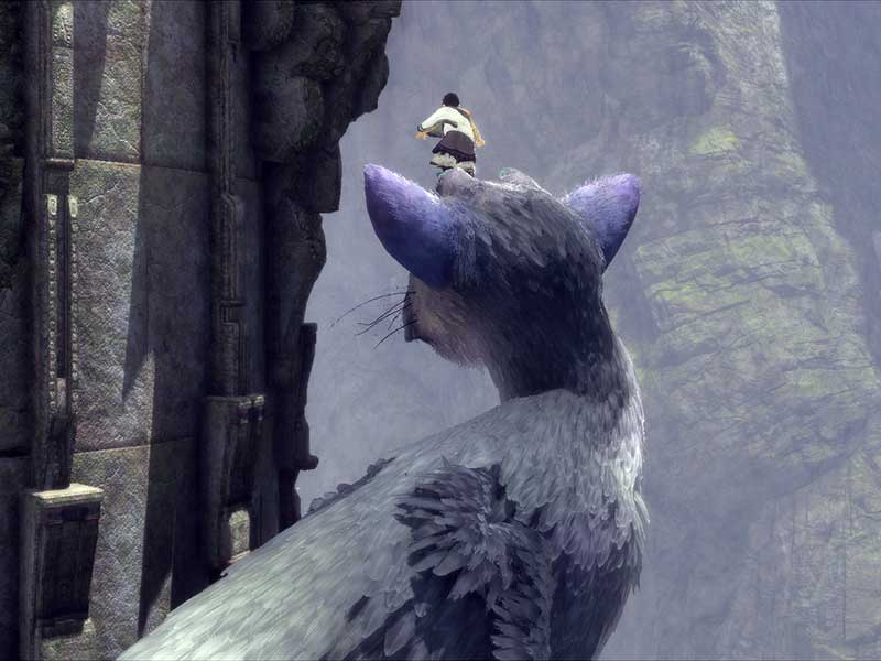 Trico Treat – The Last Guardian