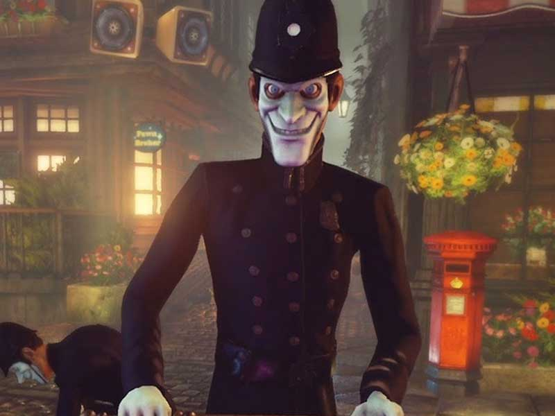 Here's the update coming to We Happy Few on Xbox Game Preview
