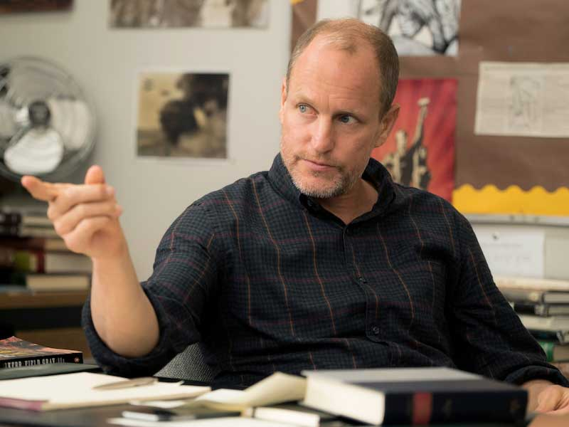 'Live' movie from Woody Harrelson