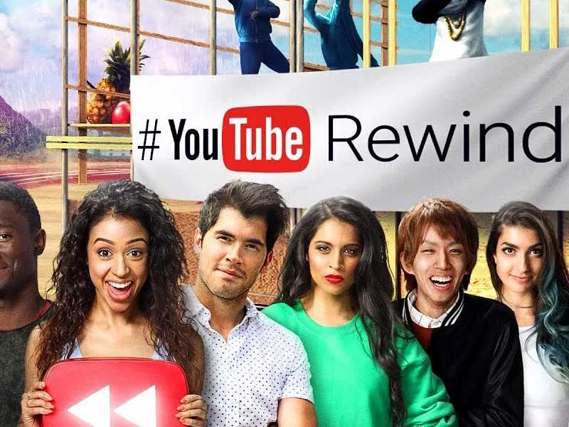 Clip of the Day: Your 2016 YouTube Rewind is here