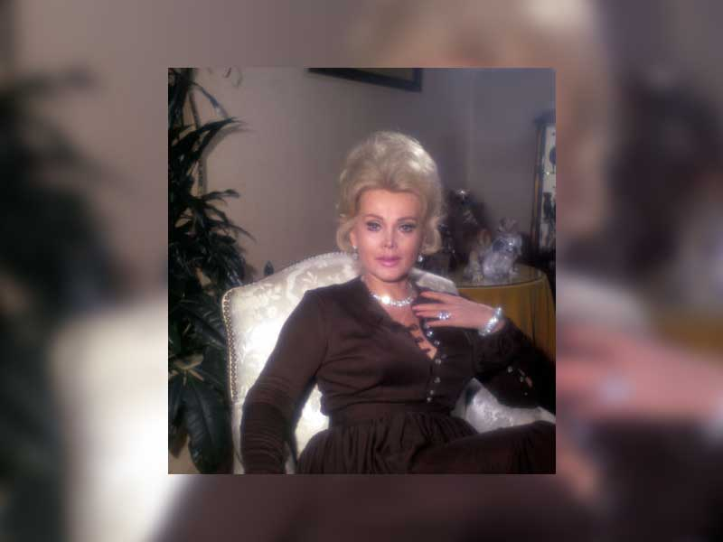 Actress Zsa Zsa Gabor has died, aged 99