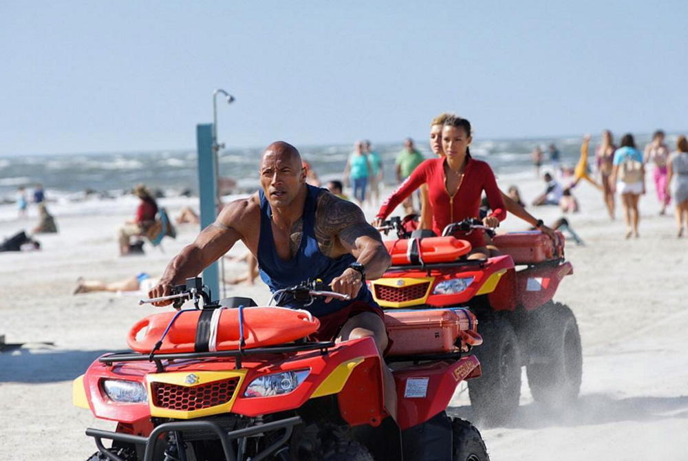 WATCH: new Baywatch international trailer
