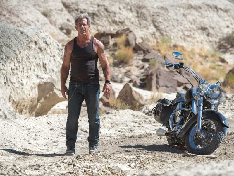 Review: Blood Father