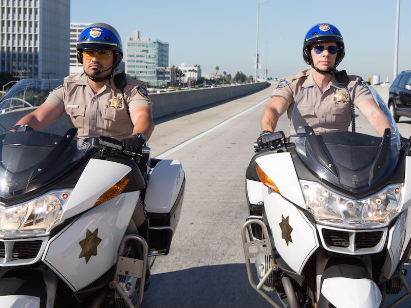 Check out first trailer for CHiPs
