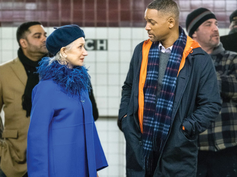 Interview: Collateral Beauty