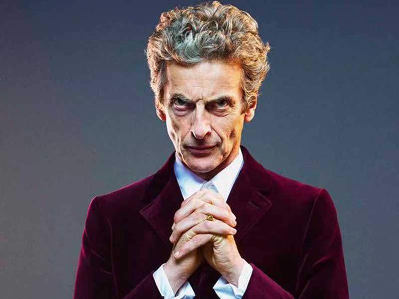 BREAKING: Peter Capaldi to leave Doctor Who
