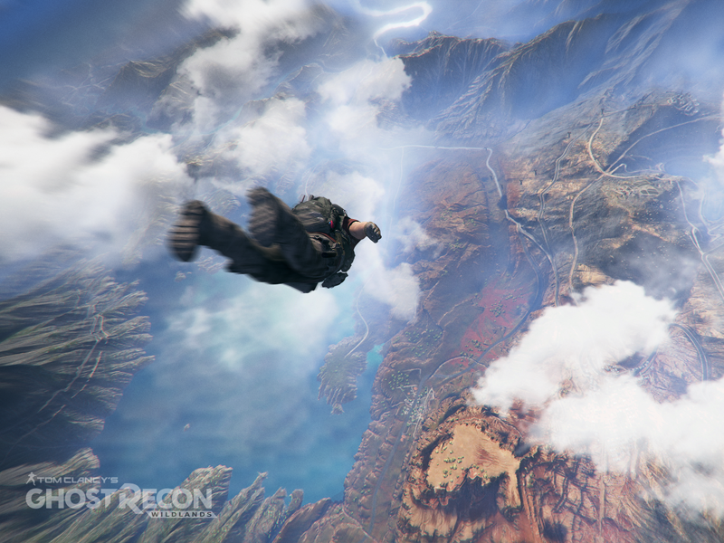 Ghost Recon: Wildlands Walkthrough Footage