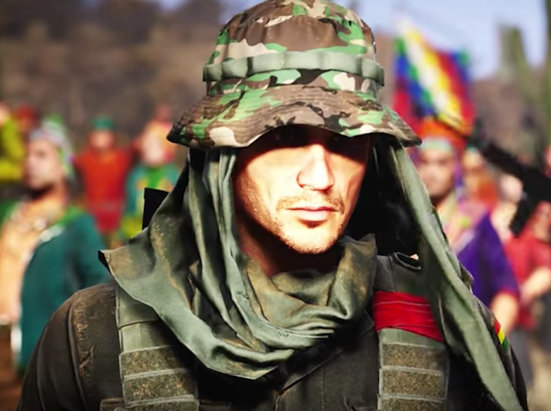 WATCH: here's the trailer for the feature-length Ghost Recon Wildlands doco