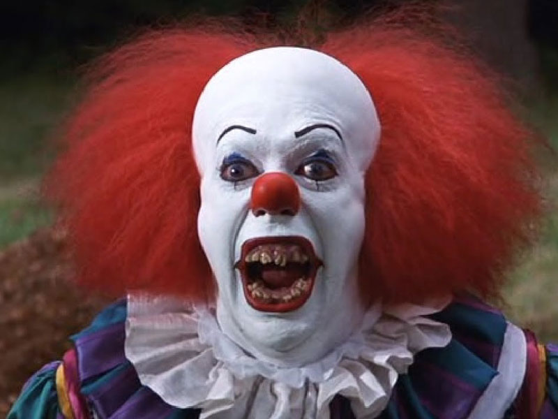 REWIND: Stephen King's IT