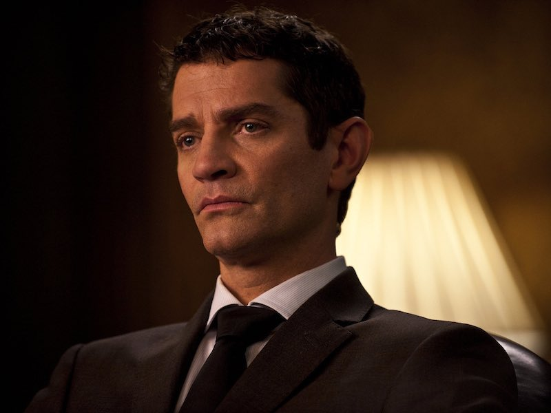 James Frain to play Sarek in new Star Trek show