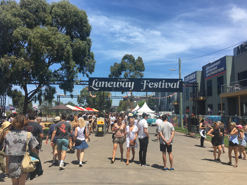11 things we loved about Laneway '17