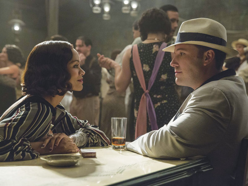 Interview: Live By Night