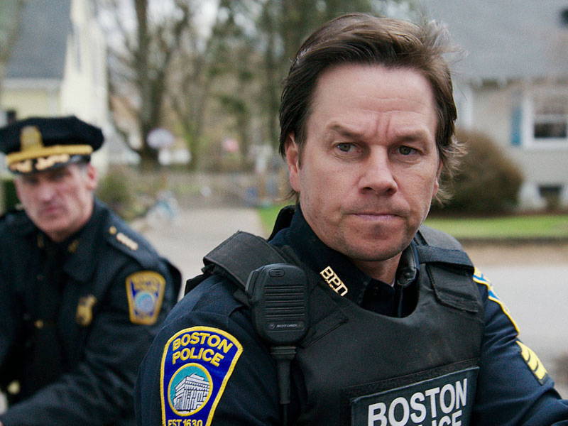Interview: Mark Wahlberg – Patriots Day