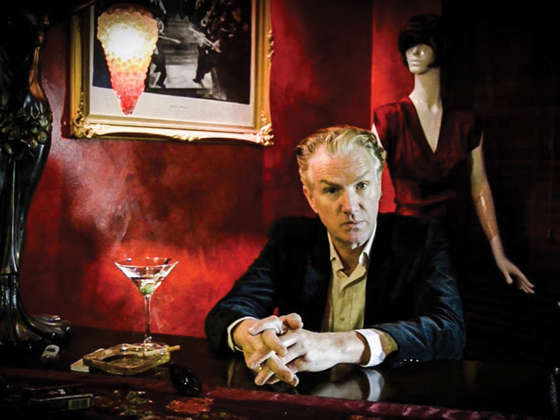 Review: Mick Harvey, 'Intoxicated Women'