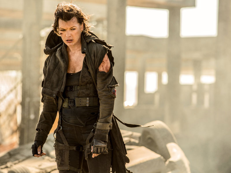 Interview: Milla Jovovich – Resident Evil: The Final Chapter