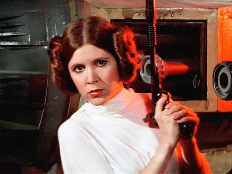 Princess Leia will not be resurrected digitally