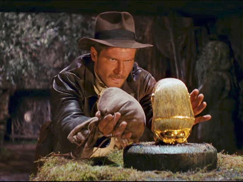 Hollywood Collectables: Raiders of the Lost Ark