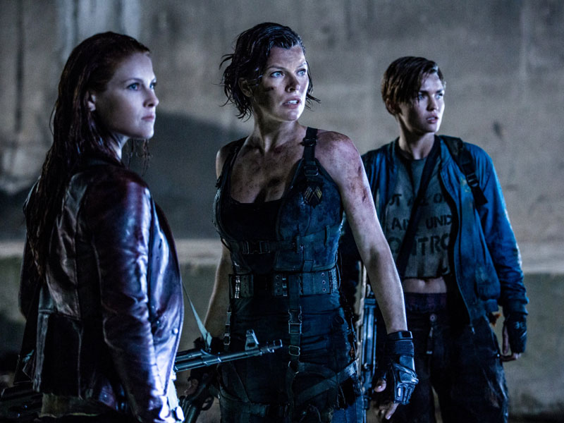 Resident Evil: The Final Chapter – review