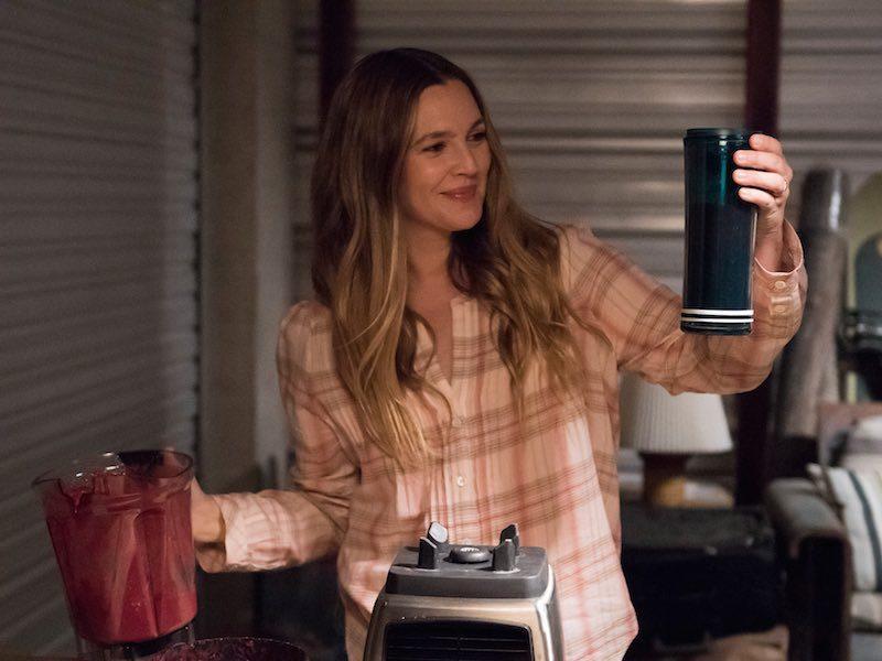 Drew Barrymore is a zombie realtor in Santa Clarita Diet