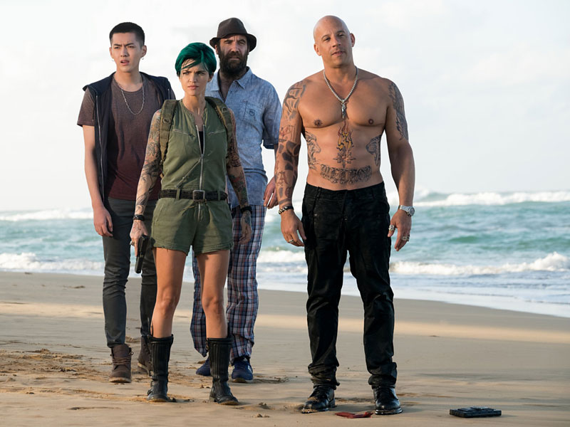 xXx: Return of Xander Cage – review