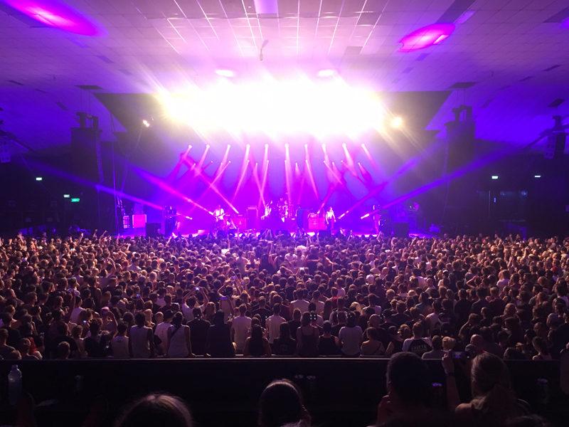 Live Review: Alexisonfire @ Festival Hall, Melbourne