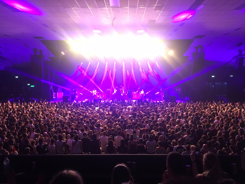 Live Review: Alexisonfire @ Festival Hall, Melbourne