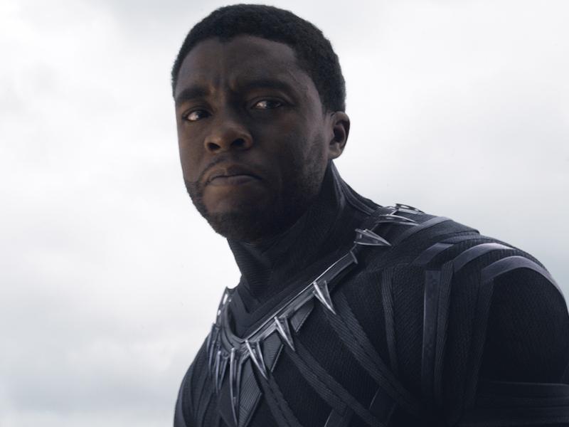 Filming begins on Black Panther