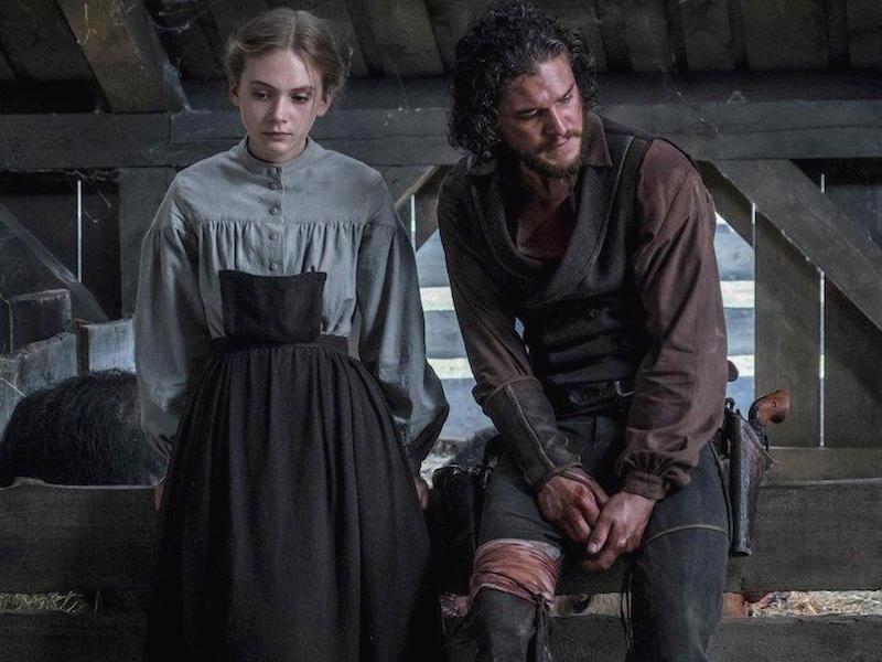 Brimstone trailer: Jon Snow out west!