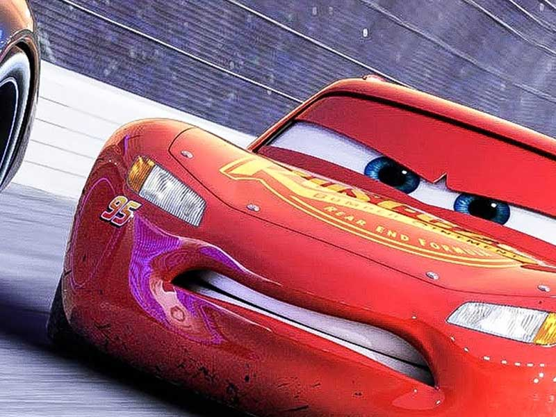 Here's the hot new trailer for Cars 3