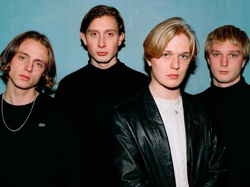 Communions debut new track 'It's Like Air'