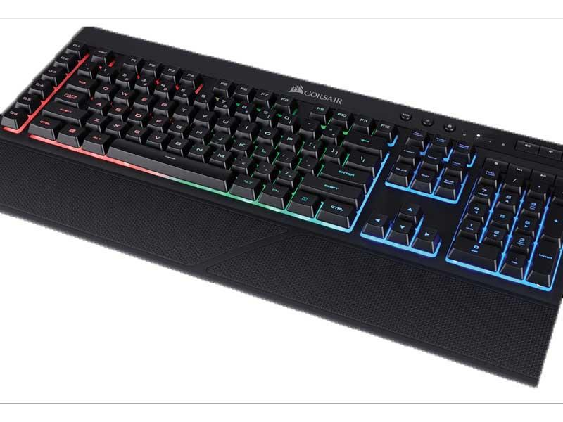 REVIEW: Corsair K55 RGB Gaming Keyboard