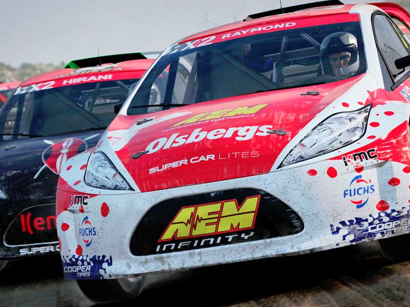 Surprise – DiRT 4 is on the way