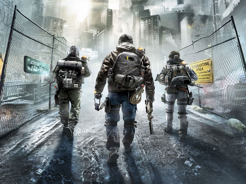 Stephen Gaghan to write and direct The Division