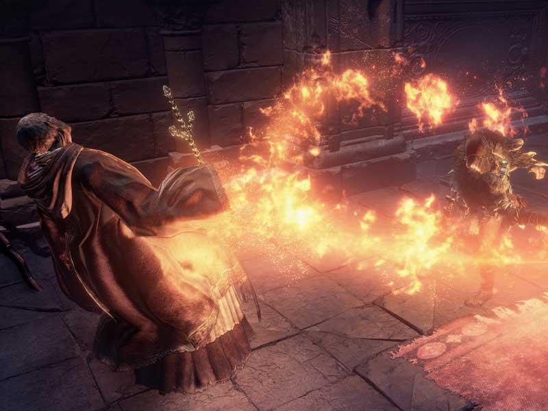 WATCH: Dark Souls III – The Ringed City DLC announcement trailer
